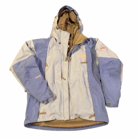 North Face Summit Series Gore-Tex Soft Shell Coat